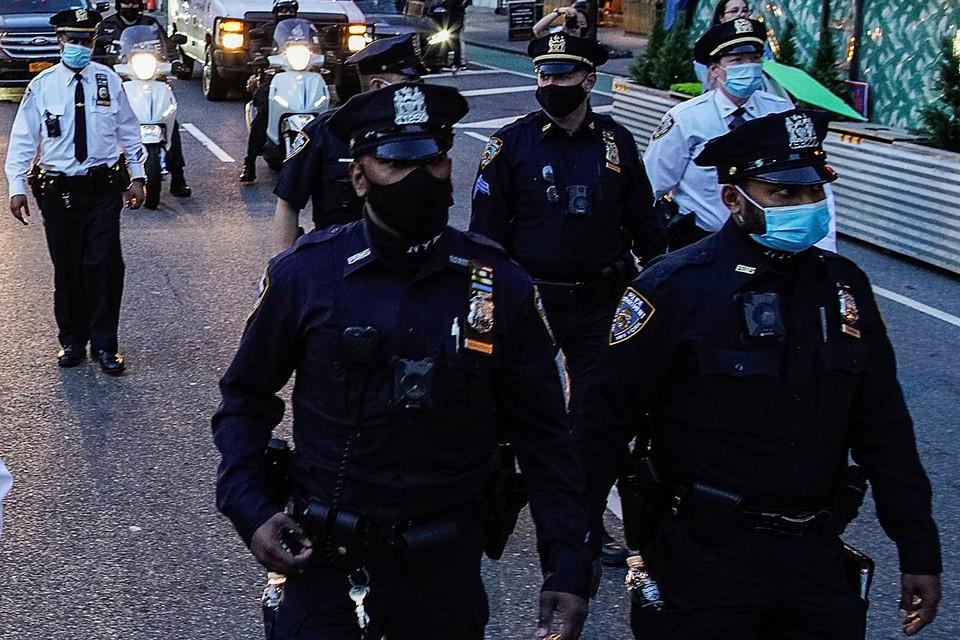 Ожидается, что нехватка правоохранителей в этом году значительно возрастет