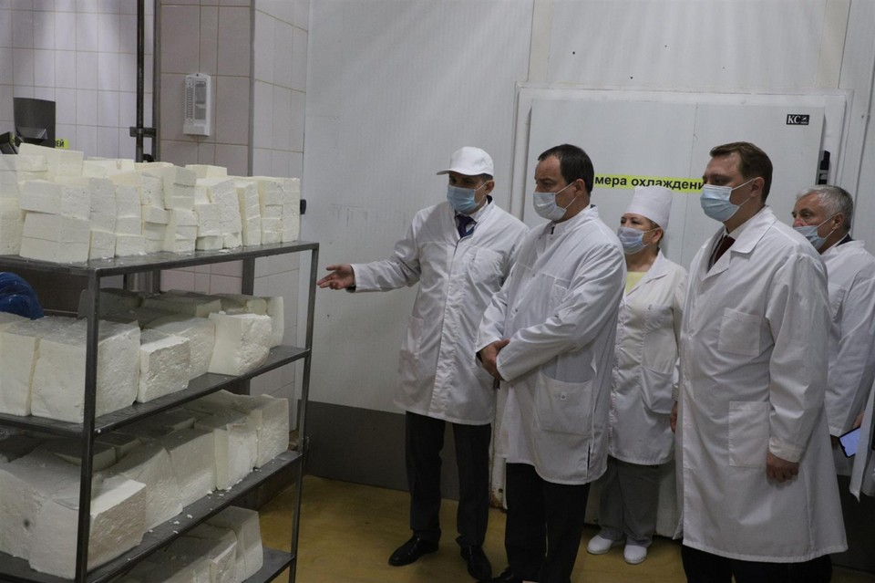 Председатель ЗСК Юрий Бурлачко