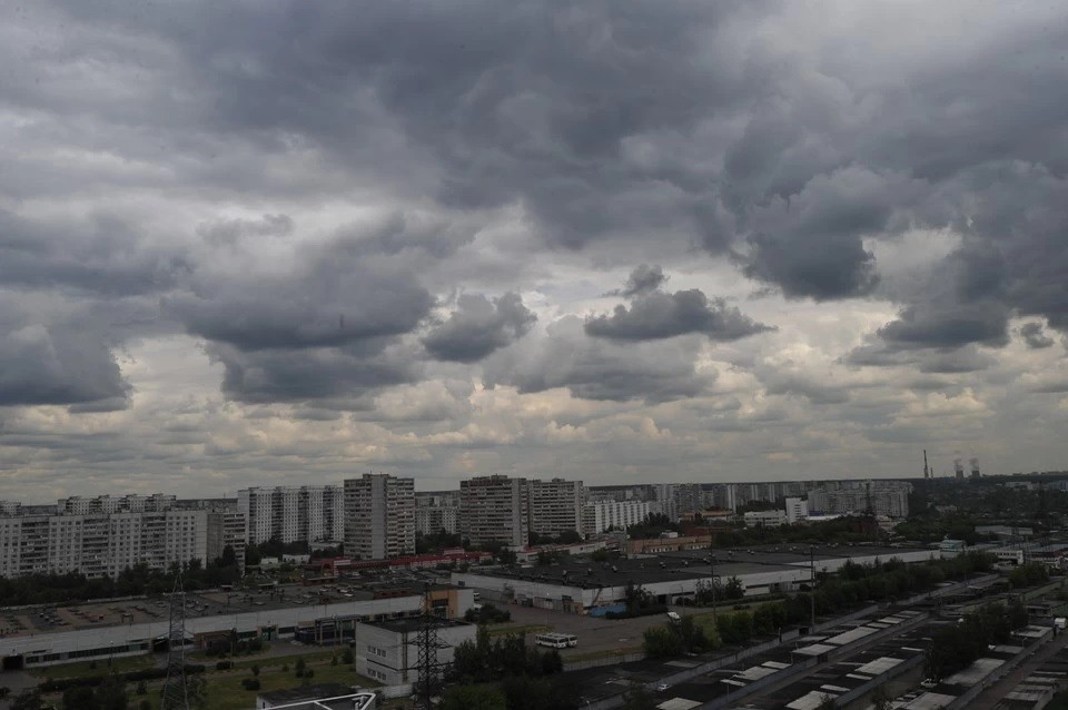 Синоптик рассказала о погоде в последнюю неделю апреля в Москве