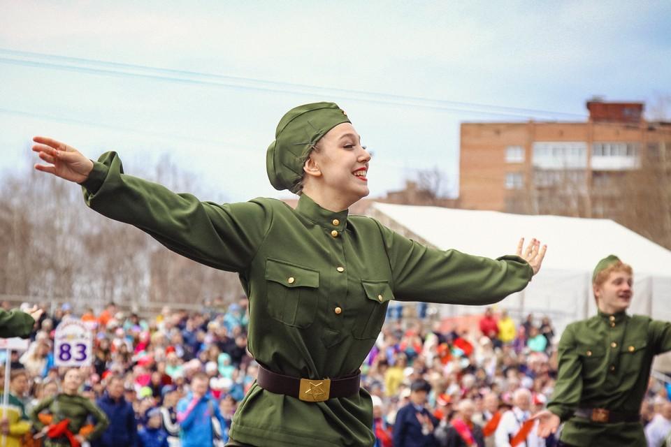 Программа мероприятий на День Победы 9 мая 2021 года в Ижевске