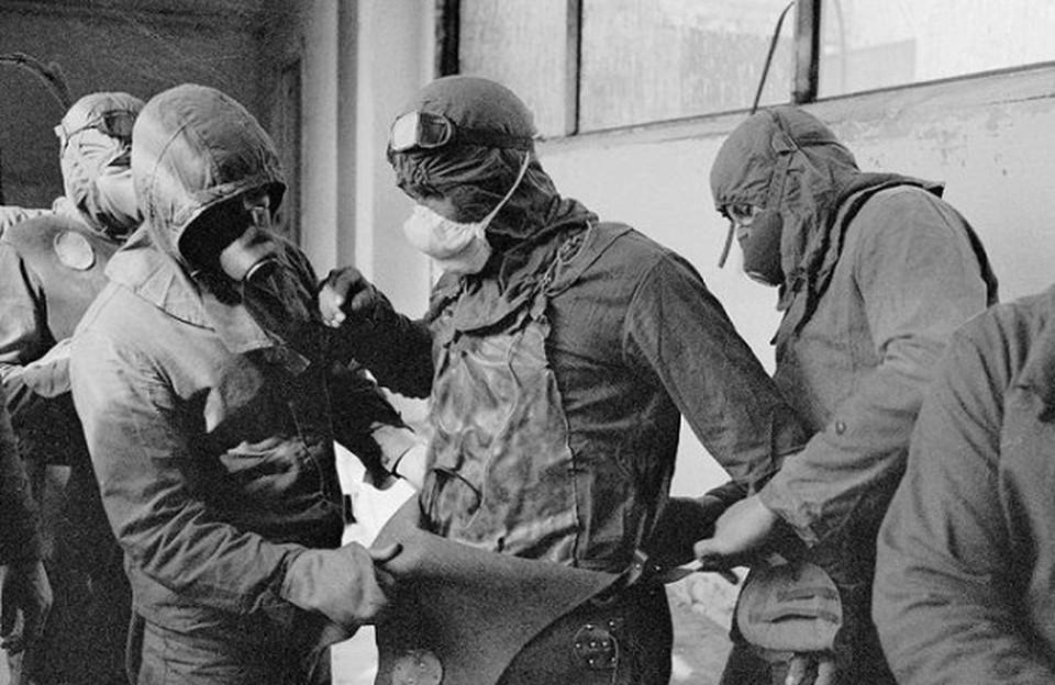 Более 3500 жителей Удмуртии ликвидировали аварию на Чернобыльской АЭС