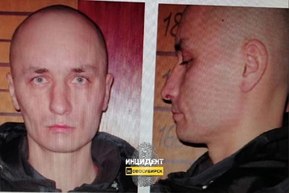 "В Новосибирске ищут преступника с арбалетом. Фото: ""Инцидент Новосибирск""."