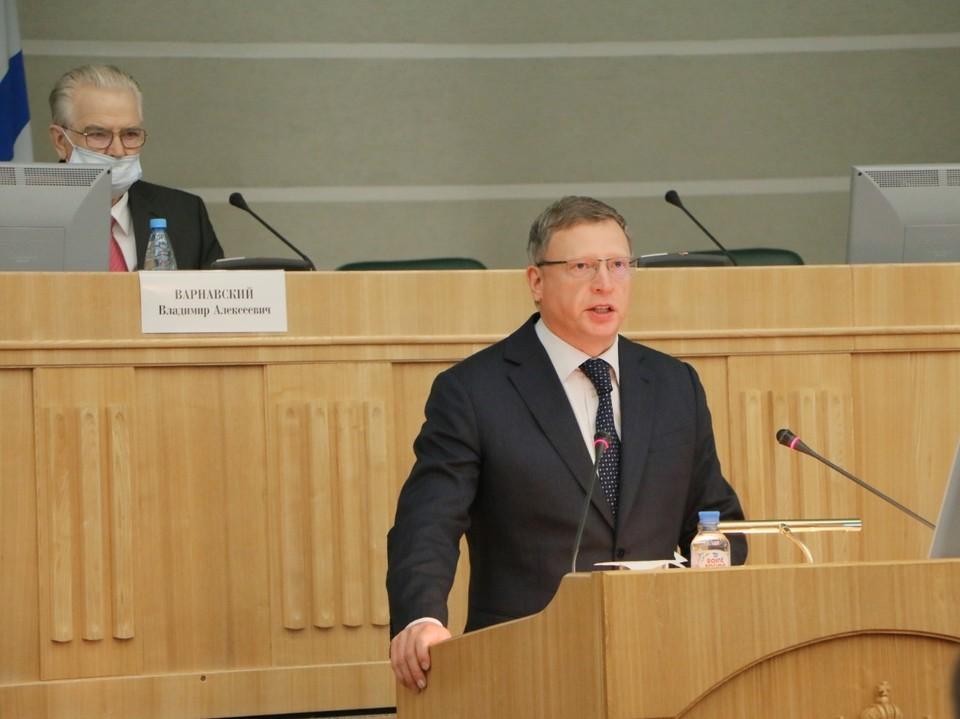 Глава региона уверен, что необходима разработка отдельной комплексной программы по озеленению Омска.