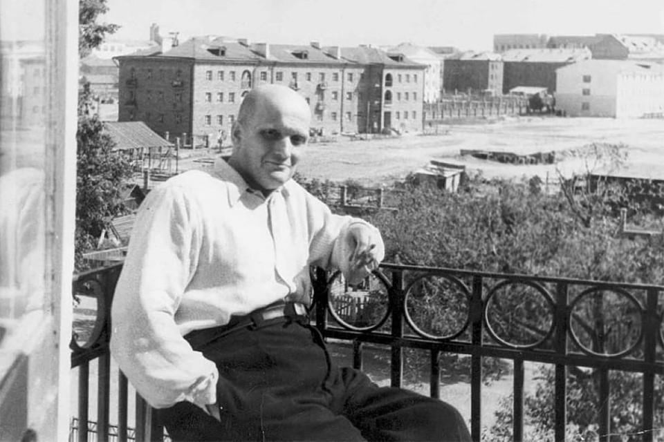 Михась Климкович был первым главой Союза писателей БССР - он возглавлял его с 1934 по 1939 годы. Фото: из фондов БГАМЛИ