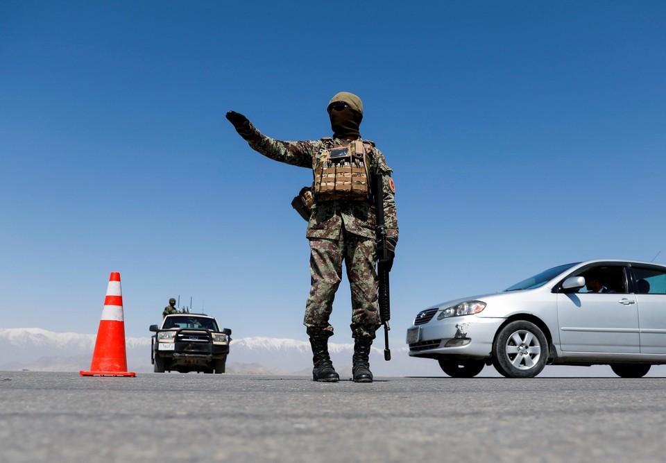 В сентябре намечен вывод американкой группировки войск из Афганистана.