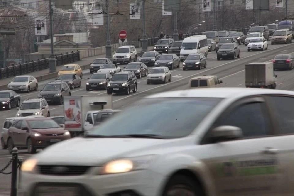 Пробки в Новосибирске на 29 апреля 2021 года достигли 6 баллов.