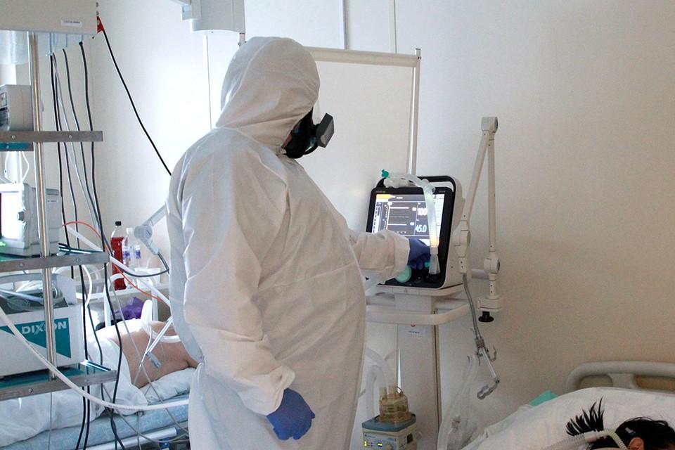 Коронавирус в Иркутске, последние новости на 29 апреля: 1180 пациентов лечат в ковидных госпиталях региона