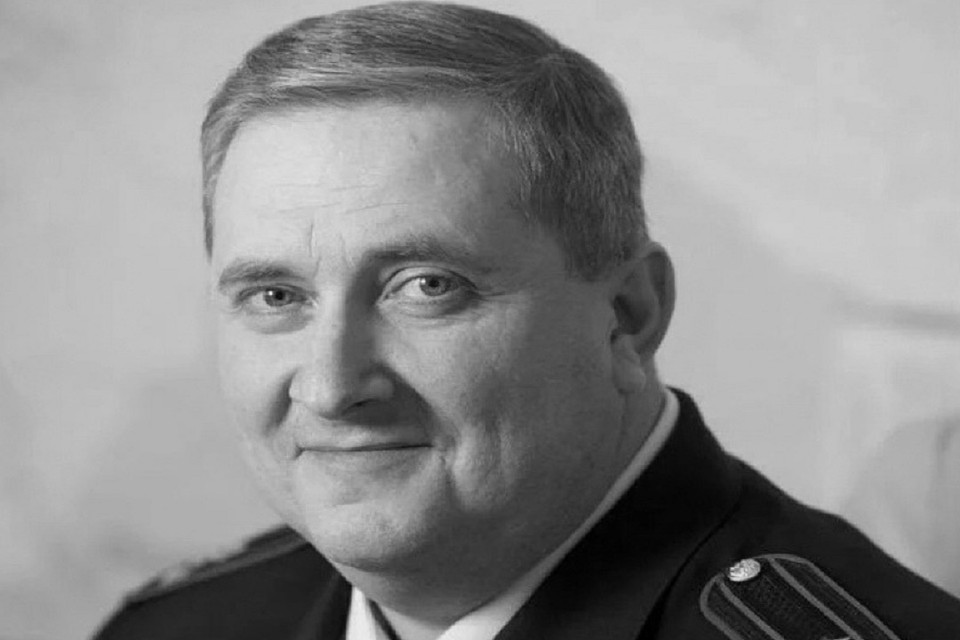 Умер начальник управления ГИБДД по Новосибирской области Андрей Маерчук. Фото: соцсети.