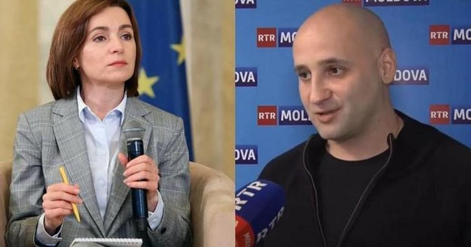 Игорь Тулянцев заявил что Санду и ее команда готовят почву для объединения с Румынией. Фото:enews.md