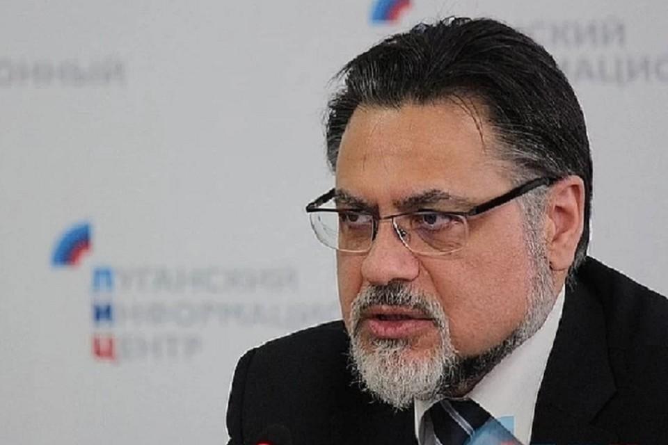 Глава МИД ЛНР рассказал о переговорах Контактной группы. Фото: ЛИЦ
