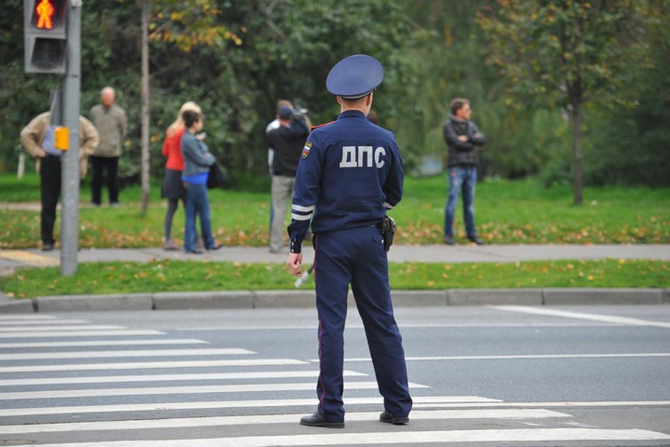 В Брянске 29 и 30 апреля будут ловить пешеходов-нарушителей.