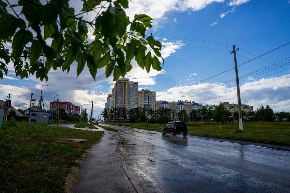 Орловскую область ожидает усиление ветра до 18 м/с
