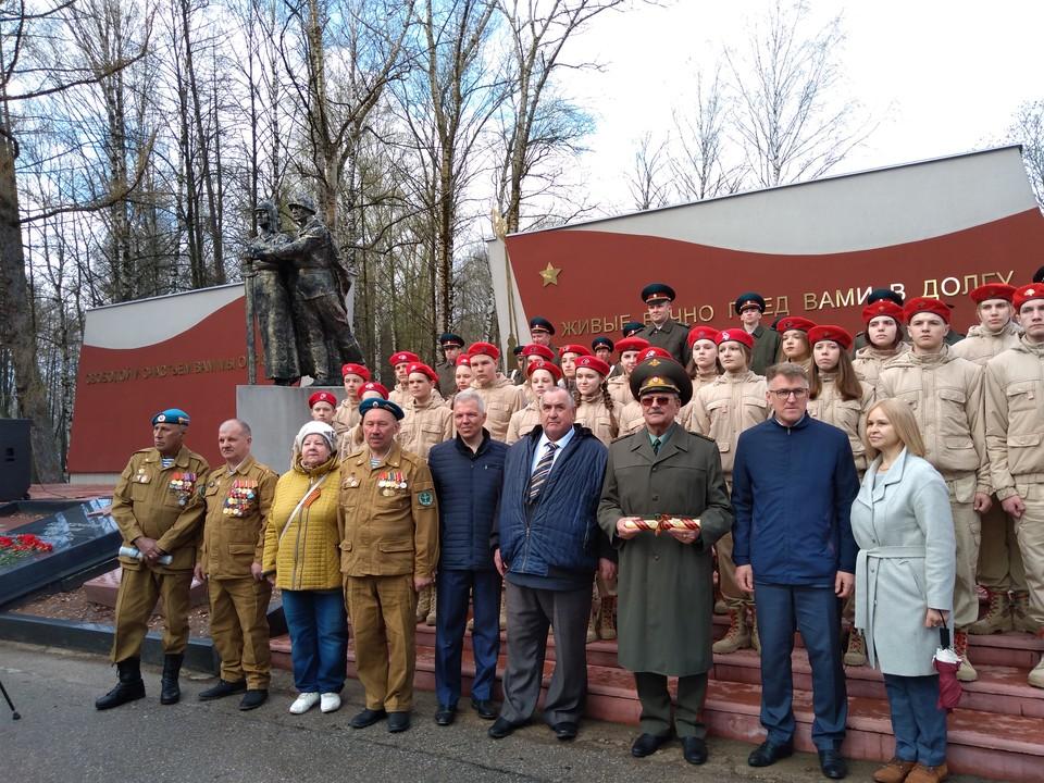 """""""Капсулу времени"""" создали в Богородске 28 апреля 2021 года"""