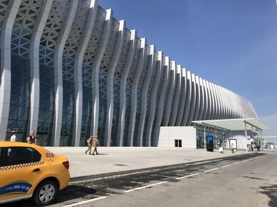 Самый большой пассажиропоток в симферопольском аэропорту был зафиксирован в 2016 году.