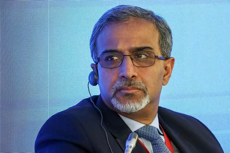 Посол Индии в Москве Бала Венкатеш Варма. Фото: Антон Новодережкин/ТАСС