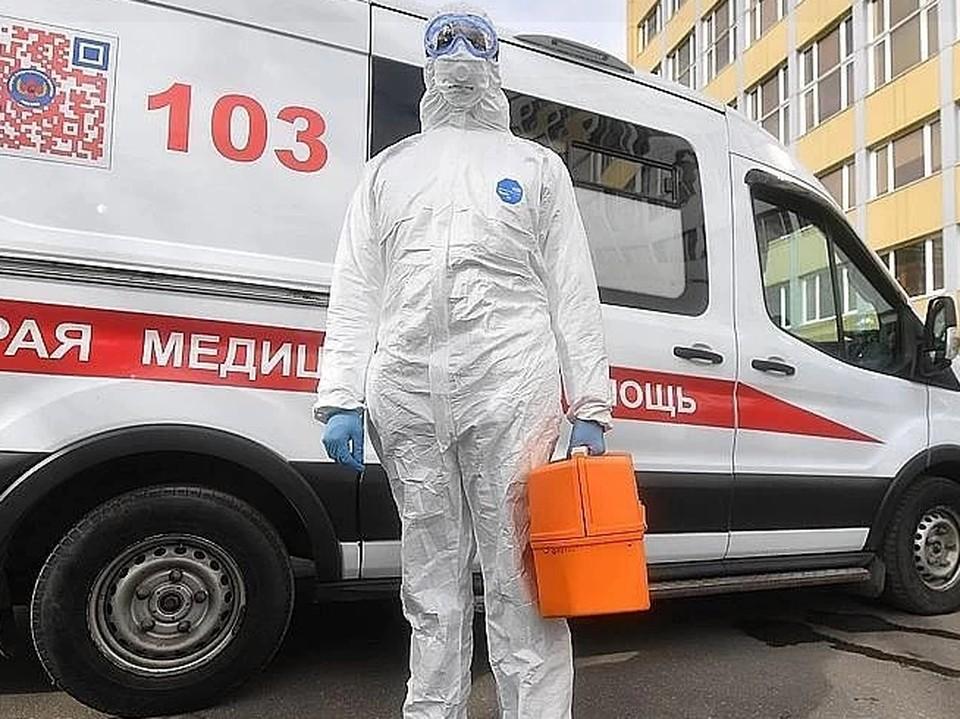 В России 30 апреля 2021 года выявили 8 731 новый случай заражения коронавирусом