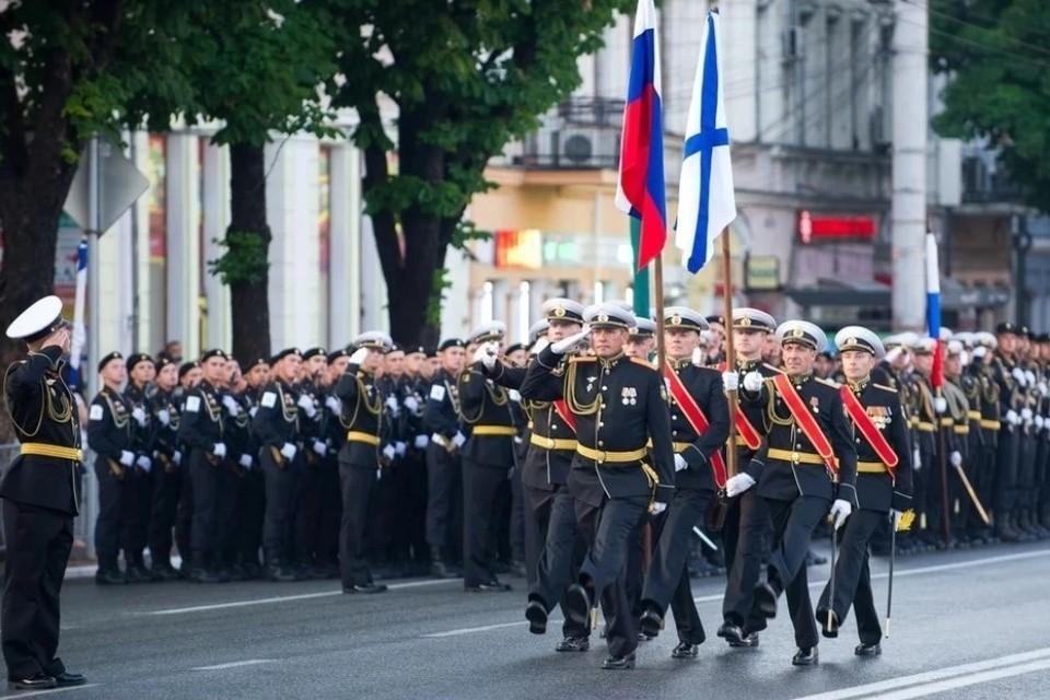 В связи с ремонтом на площади Ленина движение для людей в пешеходной зоне на улице Кирова будет ограничено