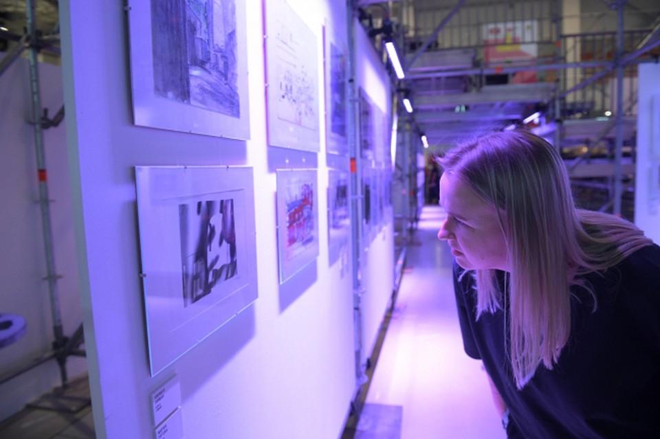 В майские праздники горожане смогут побывать на выставках.