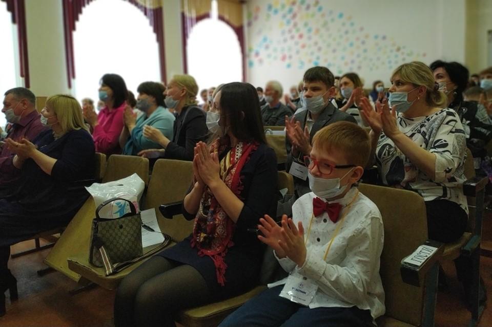 В Пермь на форум приехали особенные дети и их педагоги со всего края.