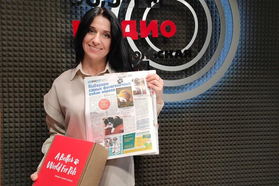 В редакции радио «КП» наградили участников конкурса «ПОЛАЙКАЙ».