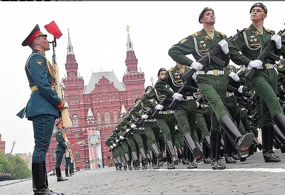 Минобороны РФ опубликовало информацию о проведении мероприятий в честь Победы в ВОВ