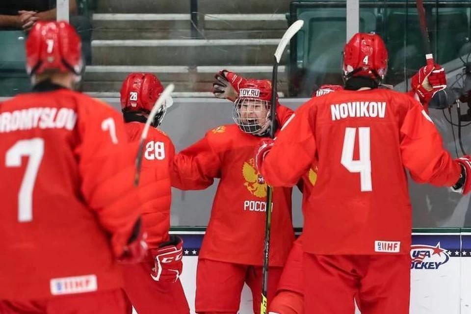 Что произошло после матча Чехия – Россия. Фото: Официальный сайт Федерации хоккея России