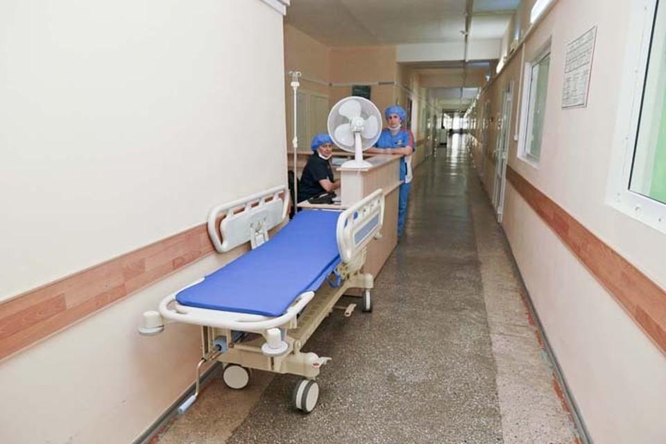 Выздоровели за все время наблюдения коронавирусных больных 44732 пациентов