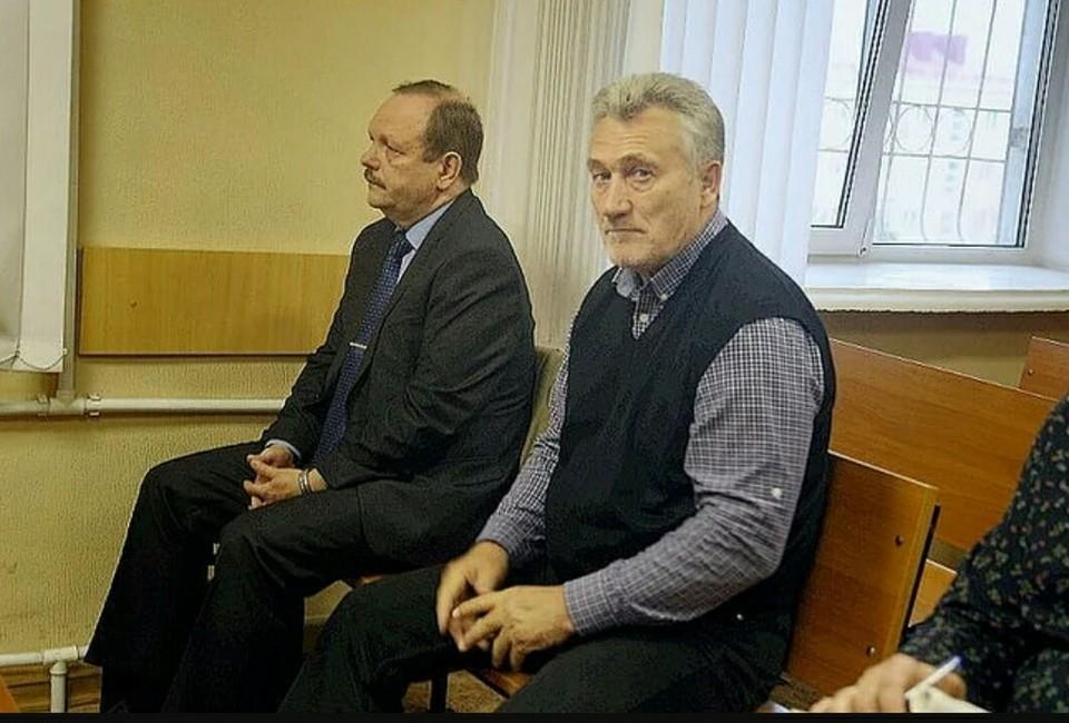 Богдан Масан (слева) и Станислав Гребенщиков (справа) пытаются выйти на свободу раньше назначенного приговором срока. Фото: omskinform.ru