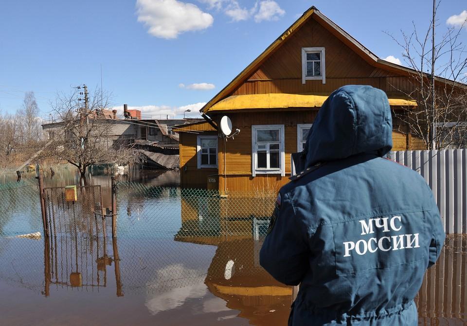 В Томской области нет подтопленных населенных пунктов; спасатели напоминают о соблюдении мер безопасности.