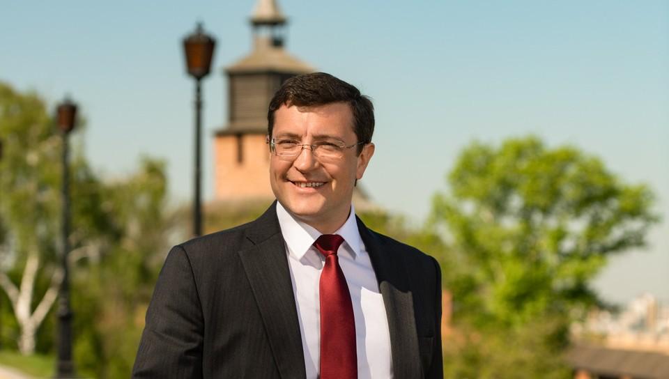 Глеб Никитин поздравил нижегородцев с праздником Светлой Пасхи