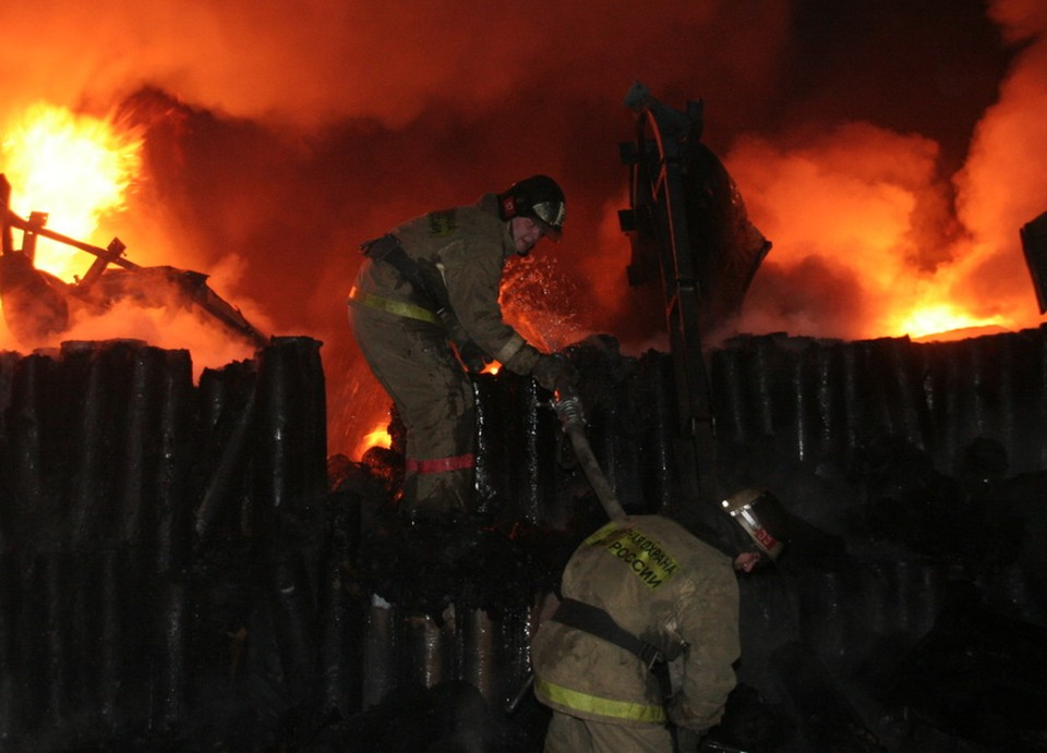 Дачники из Пашино пожаловались на ежегодные поджоги. Фото: пресс-служба ГУ МЧС по Новосибирской области