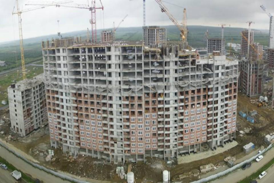Строительная компания «КЧУС» занесена в Единый федеральный реестр как банкрот.