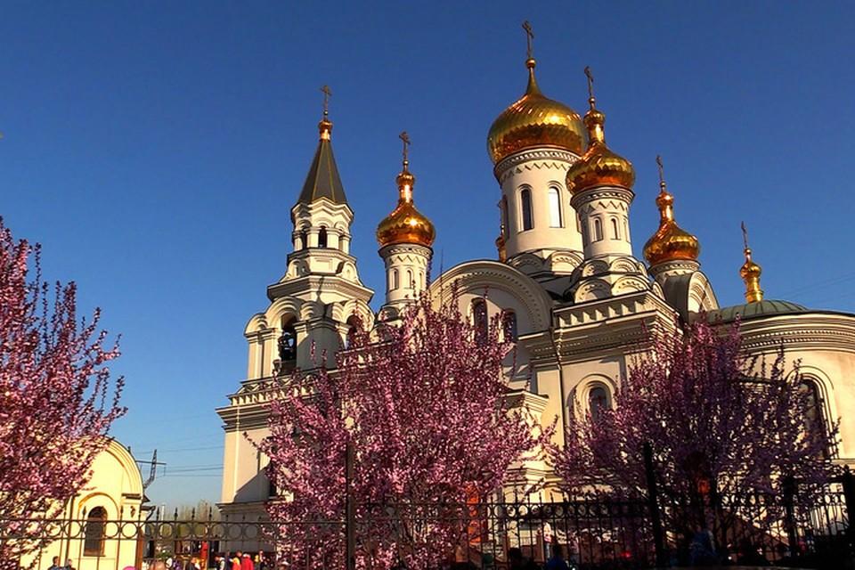 Пасхальные богослужения в Республике посетили порядка 200 тысяч человек. Фото: МВД ДНР