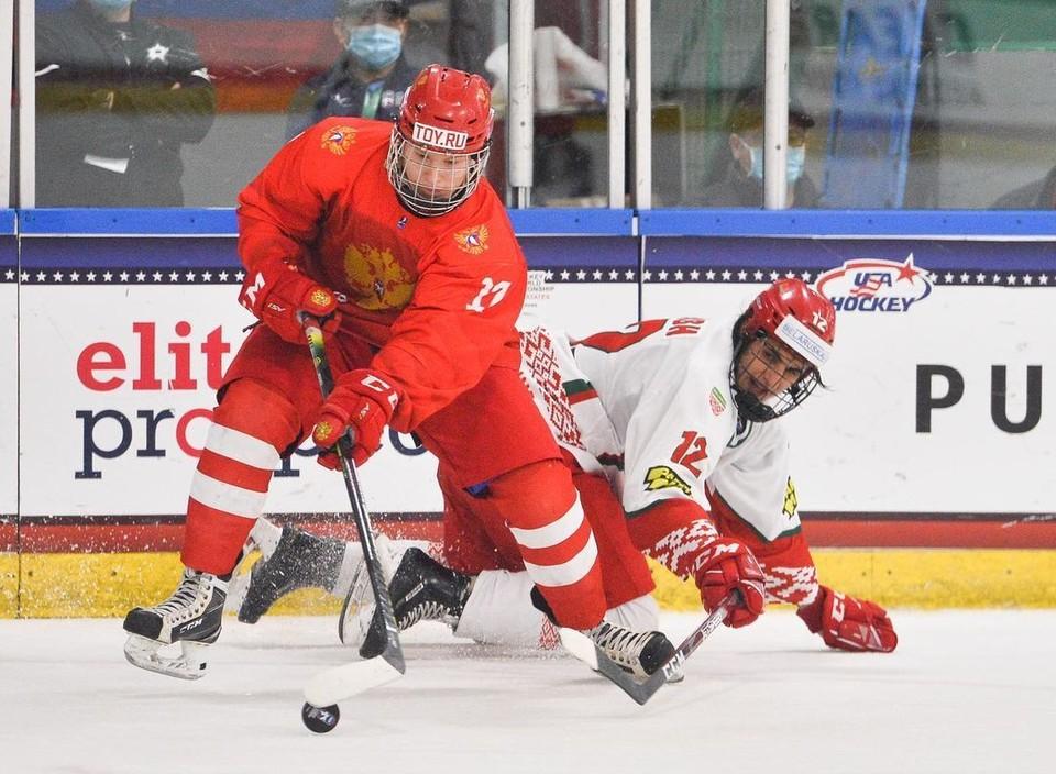 Все самое важно о том, что произошло после матча Россия - Белоруссия. Фото: инстаграм russiahockey