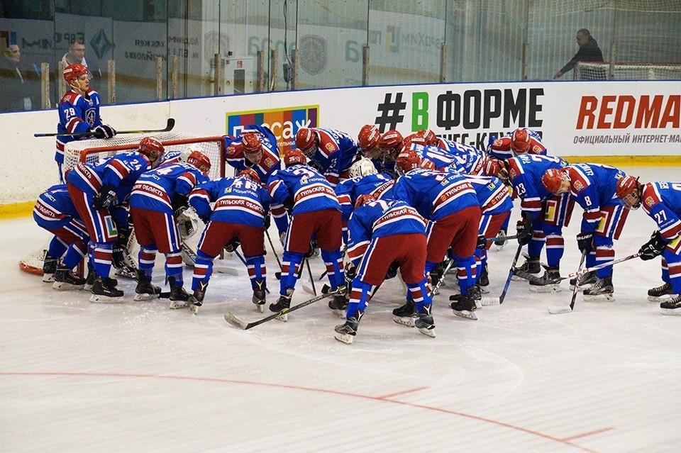 «Академия Михайлова» будет выступать в Высшей хоккейной лиге