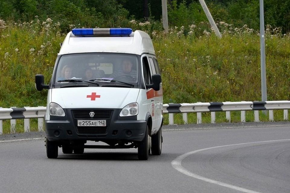 В ДТП один человек погиб, двое - пострадали.