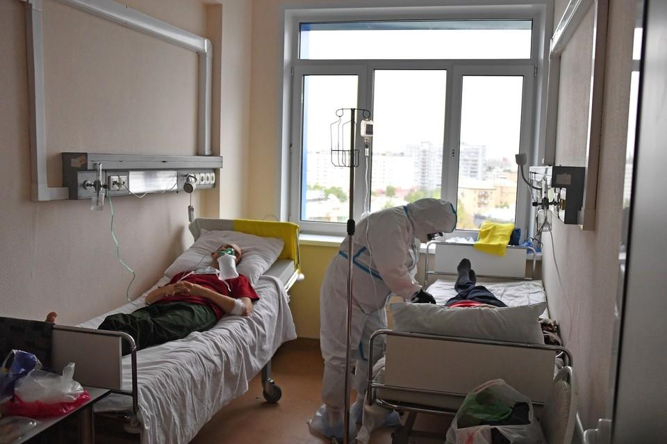 В Великобритании увеличилось число пациентов, которые попадают в больницы с ковидом уже после вакцинации.