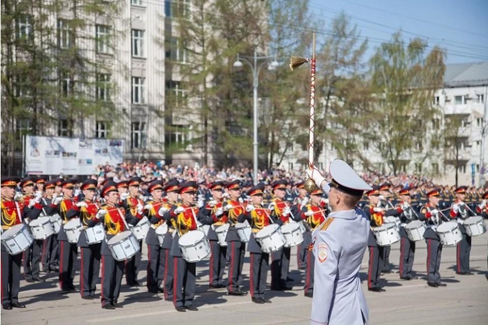 Посмотреть торжественное прохождение войск в День Победы в Перми можно будет онлайн.