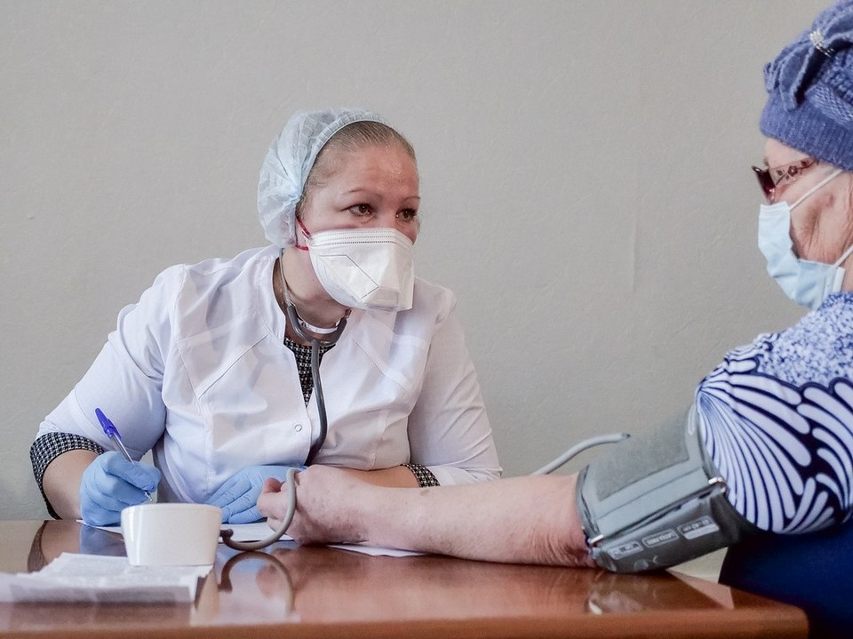 В Самарской области продлевают самоизоляцию для пенсионеров