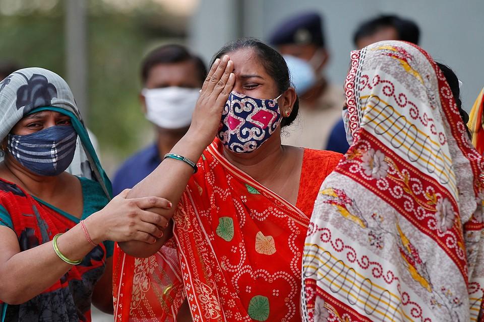 В последнее время на фоне COVID-19 в Индии регистрируются случаи очень редкого и смертельно опасного заболевания