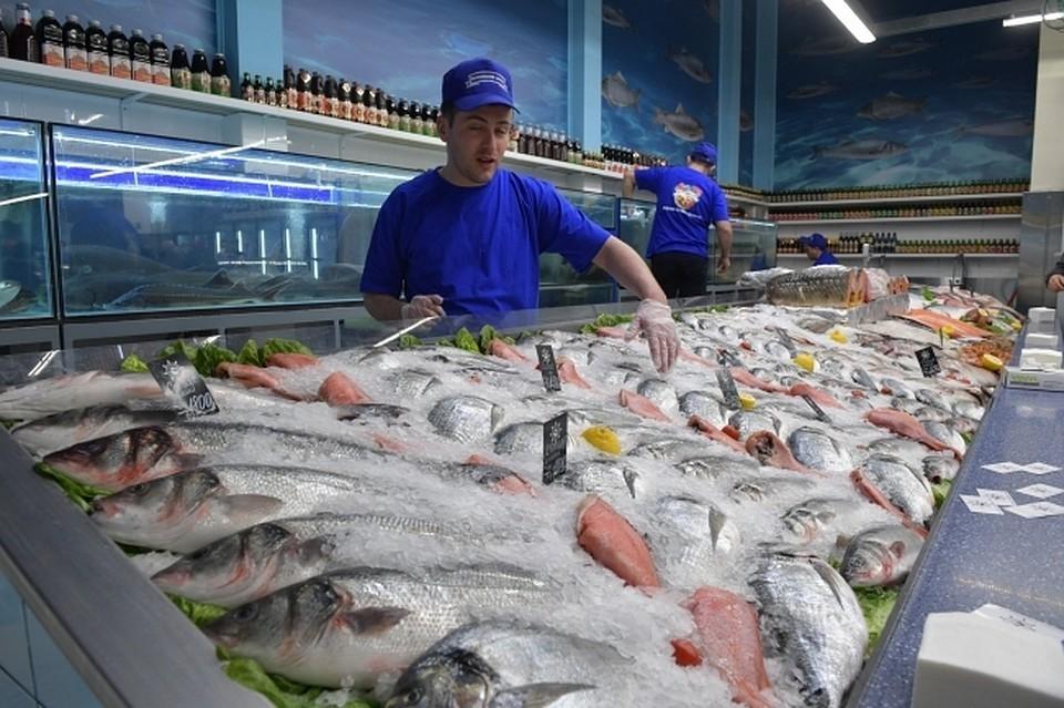 В рыбе нашли противомикробный препарат