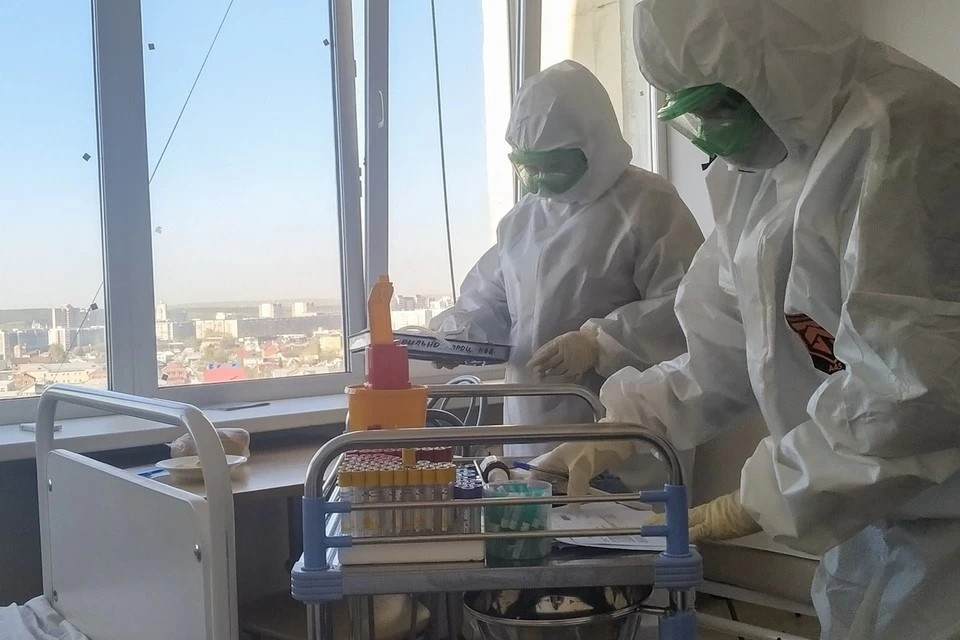 С начала пандемии в Крыму выявили 41 778 человек с коронавирусом