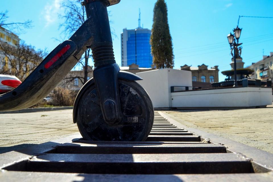 Это уже не первый случай травмирования, связанный с самокатами в Челябинске