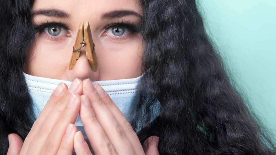 Искажение запахов у перенесших COVID-19 встречается довольно часто. Фото: соцсети