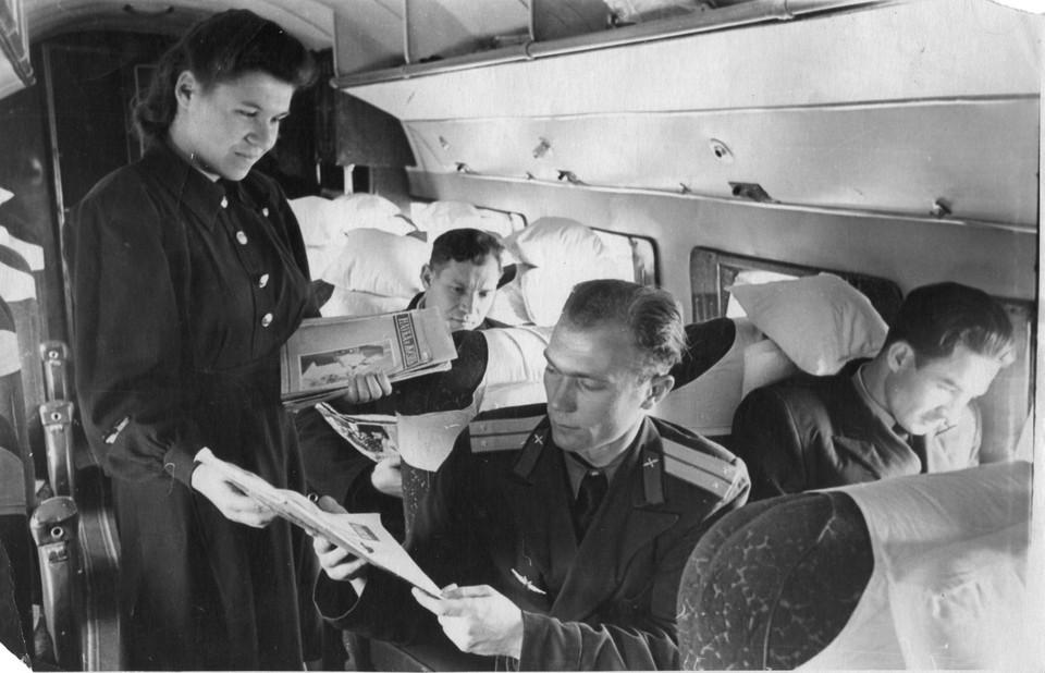 """Пассажирские перелеты из """"Курумоча"""" стартовали в 1961 году. Фото: архив аэропорта """"Курумоч"""""""