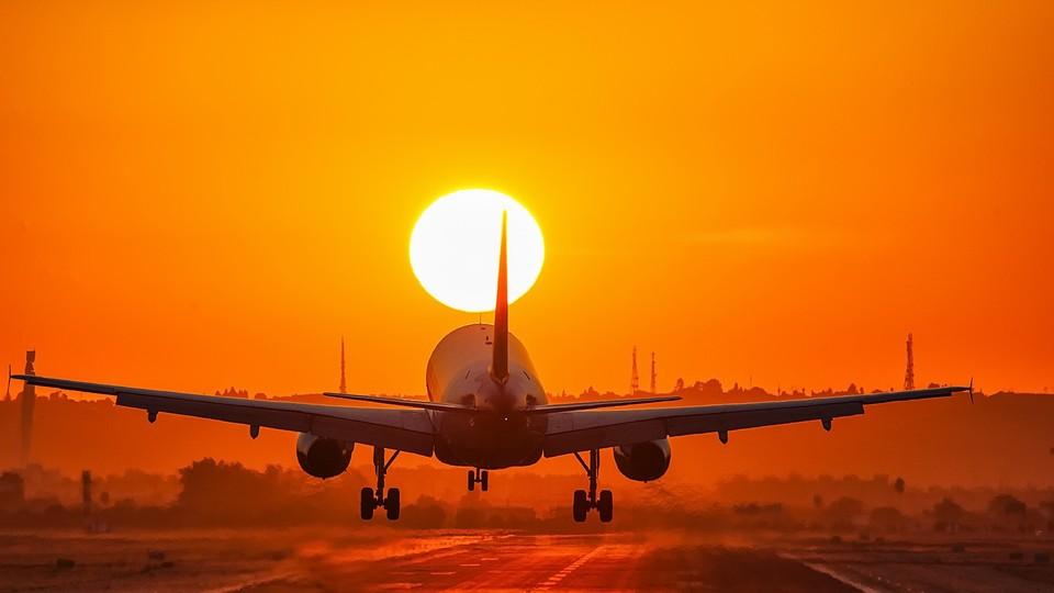 До 17 мая авиарейсы в Израиль и из Израиля запрещены. Фото: соцсети