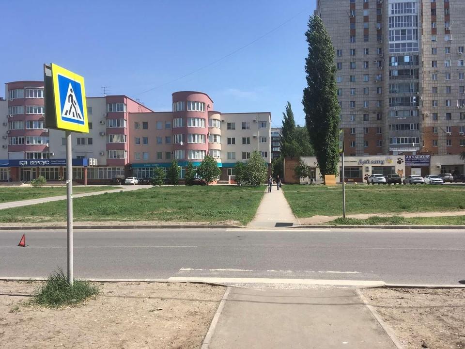 ДТП произошло на пешеходном переходе. Фото: ГУ МВД по Самарской области