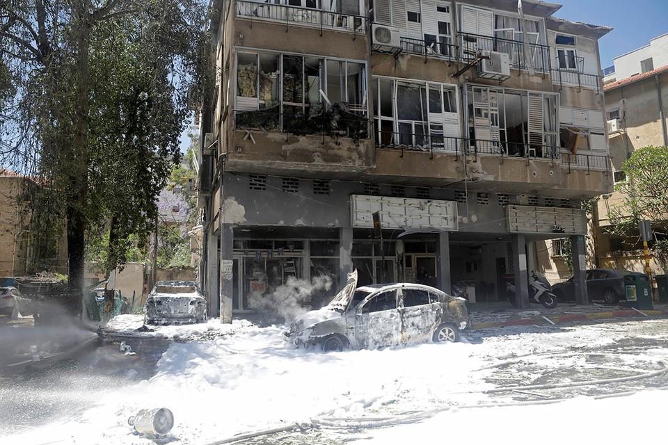 Агентство Walla, ссылаясь на официальный отчет пожарной охраны, привело данные, позволяющие сравнить ущерб, нанесенный сторонами конфликта имуществу друг друга.