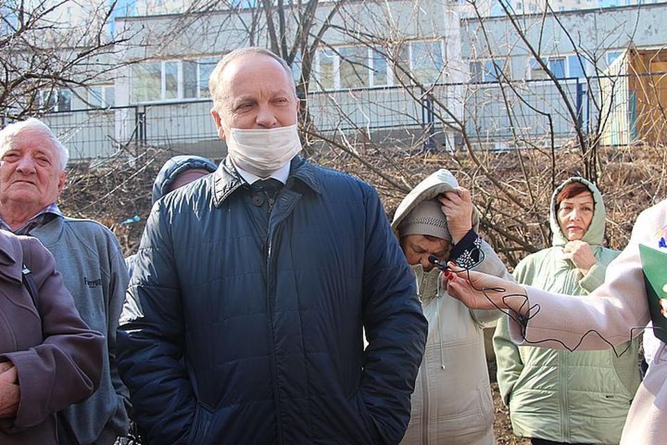 Глава Владивостока рассказал о своей отставке.