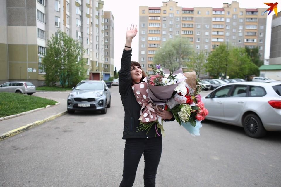 Силовики пришли домой к Катерине 19 ноября, в тот же день она была задержана